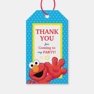 Cumpleaños extremo de Elmo Etiquetas Para Regalos