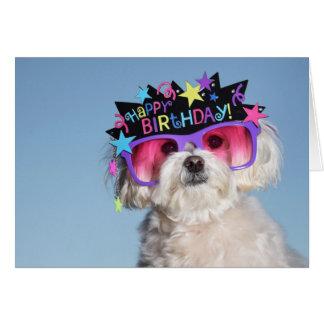 Cumpleaños fabuloso tarjeta
