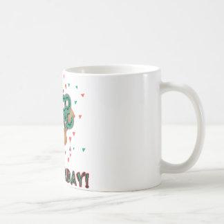 ¡Cumpleaños feliz de Cinco de Mayo Tazas De Café