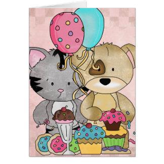Cumpleaños lindo felicitaciones