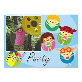 Cumpleaños modificado para requisitos particulares invitación 12,7 x 17,8 cm