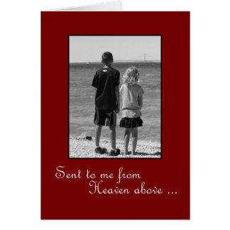 Cumpleaños para el marido - amor verdadero tarjeta de felicitación