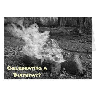 cumpleaños tarjeta pequeña