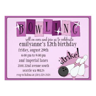 Cumpleaños totalmente retro de los bolos de la invitación 16,5 x 22,2 cm
