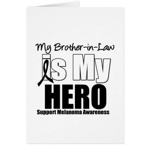 Cuñado del héroe del melanoma felicitacion