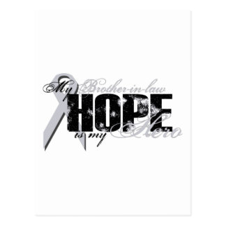 Cuñado mi héroe - esperanza del pulmón postales