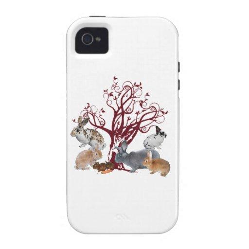 Cuniculus World iPhone 4/4S Carcasas