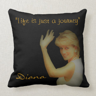 Cuote Princess Diana Cojín Decorativo
