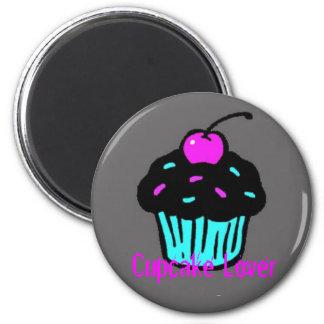 Cupcake Lover Imán Para Frigorífico