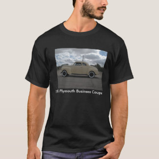 Cupé 1941 del negocio de Plymouth Camiseta