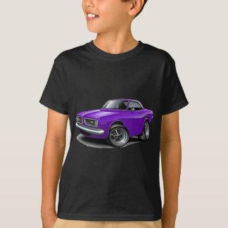 Cupé 1967-69 de la púrpura del Barracuda Camiseta