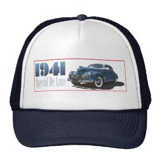 Cupé de lujo especial 1941 gorras