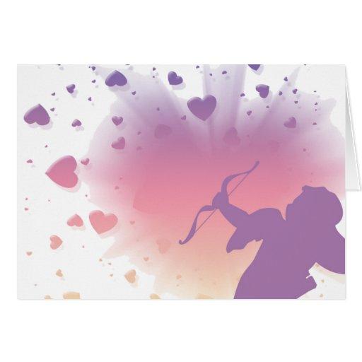 Cupido - felicitacion