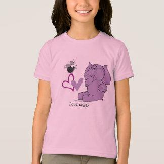 Curaciones del amor camiseta