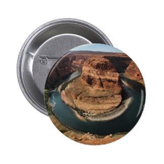 Curva de herradura chapa redonda de 5 cm