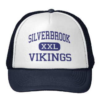 Curva del oeste medio de Silverbrook Vikingos Gorras De Camionero