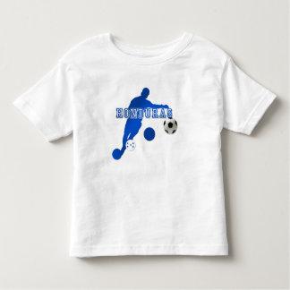 Curva tiene gusto de los regalos del Honduran de Camiseta De Bebé
