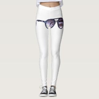 Custom Leggings glass hipster