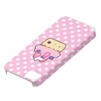 Cute cupcake Iphone case iPhone 5 Carcasa