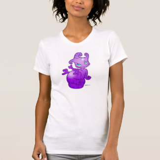 ¡Cute Monster in PURPLE! Camisetas