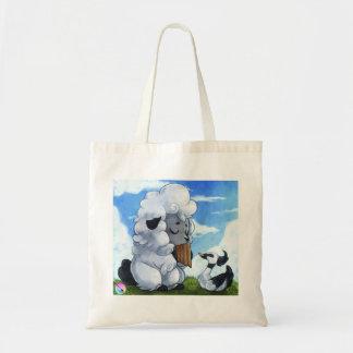 Cute tote bag by Nayobe Millis!