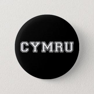 Cymru Chapa Redonda De 5 Cm