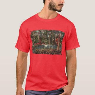 Cypress cultiva un huerto camisa para hombre de la