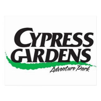 Cypress cultiva un huerto el parque de la aventura postal