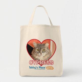 Cypress - la bolsa de asas beige