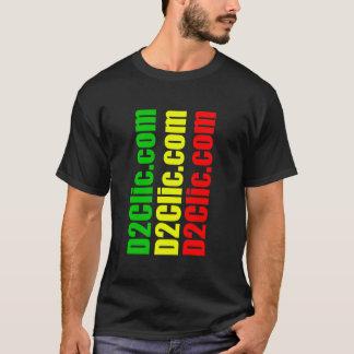 D2-Rasta Camiseta