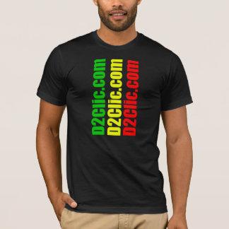D2Clic.com - Rasta Camiseta