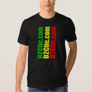 D2Clic.com - Rasta Camisetas