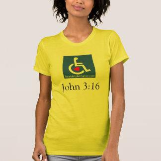 D/R - Libro de la cita del 3:16 de Juan Camiseta