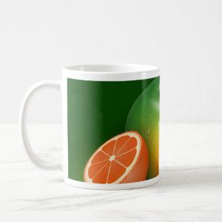 Da fruto el ejemplo artístico taza de café