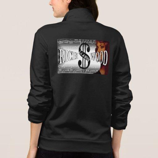 DA-Señora Fleece Zip Jogger de la edición especial Camisetas