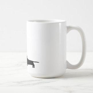 Dachshund Taza De Café