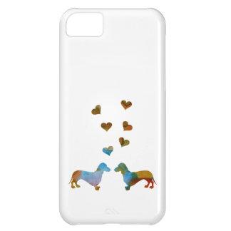 Dachshunds Carcasa iPhone 5C