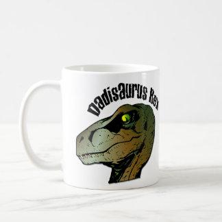 Dadisaurus Rex Taza De Café