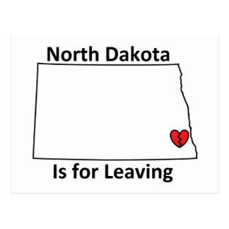 Dakota del Norte está para dejar la postal