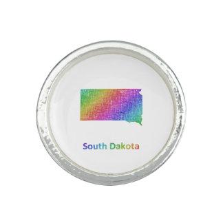Dakota del Sur Anillos