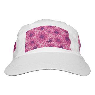 Dalia colorida de la púrpura del modelo del verano gorra de alto rendimiento
