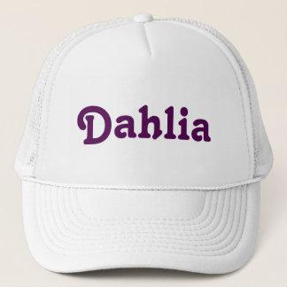 Dalia del gorra