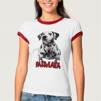 """Dalmata """"la mascota"""" 02 camisetas"""