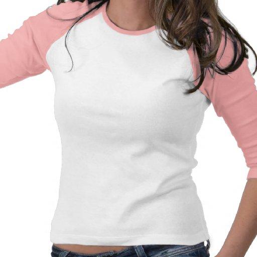 Dama oficial camiseta