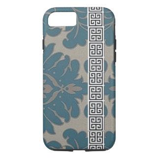 Damaak azul y llave griega funda iPhone 7