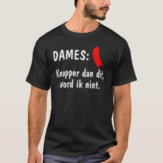 Damas Camiseta