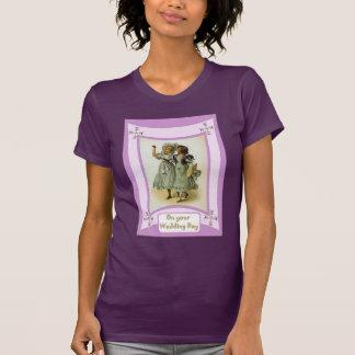 Damas de honor camiseta