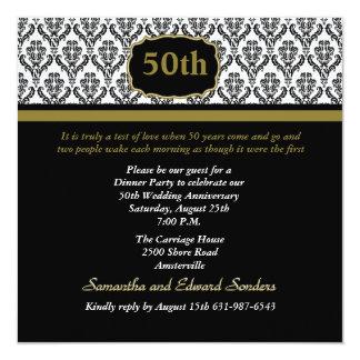 Damasco cualquier invitación de la edad