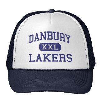 Danbury - Lakers - High School secundaria - Marble Gorras De Camionero