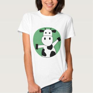 DancingCow13 Camisas